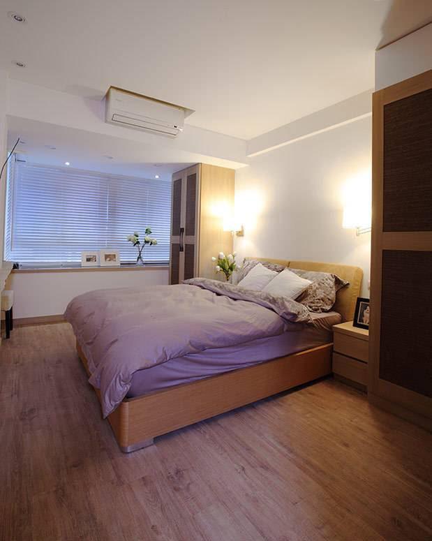 二手房卧室装修设计