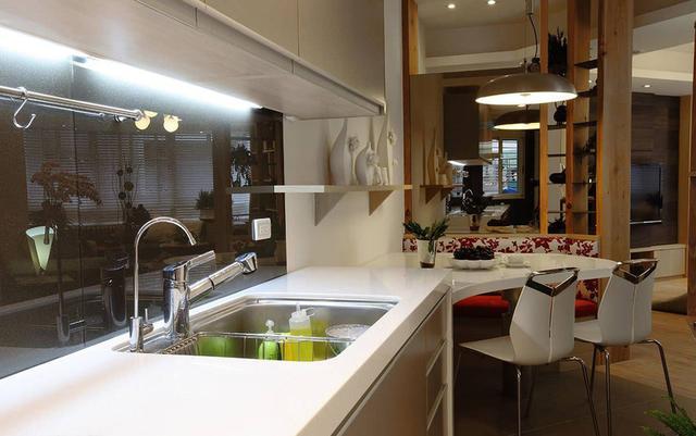 二手房厨房装修设计