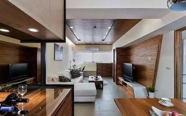 70平小户型室内装修