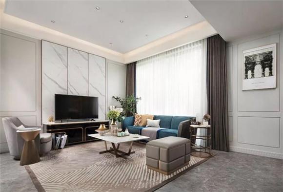 桂林别墅客厅装修