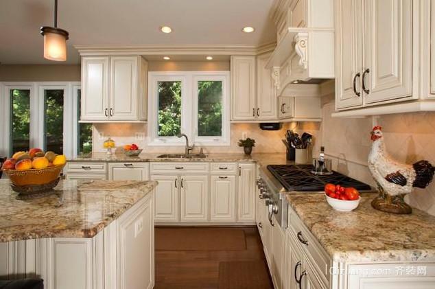 古典风格厨房装修案例