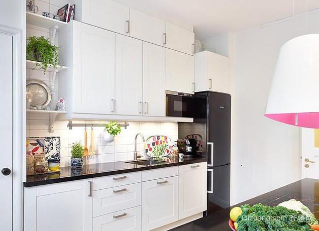 韩式风格厨房装修