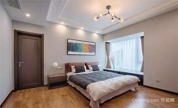 样板房卧室装修效果图