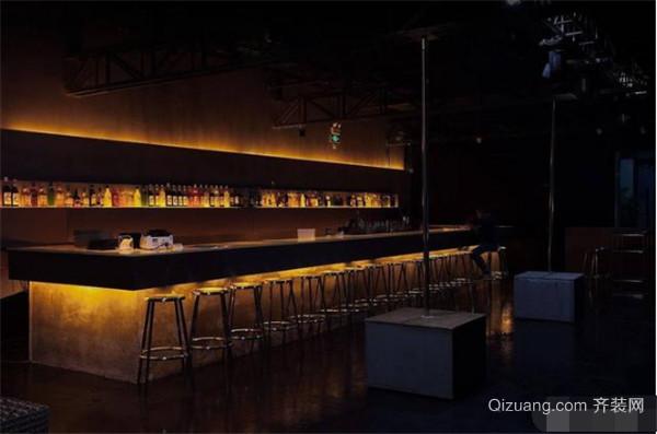 杭州酒吧装修效果图