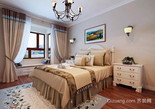 靖西二室装修省钱之卧室