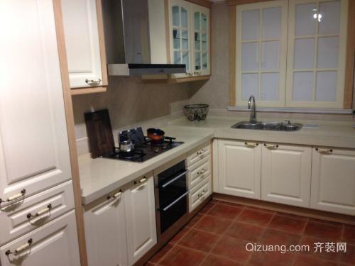 靖西二室装修省钱之厨房