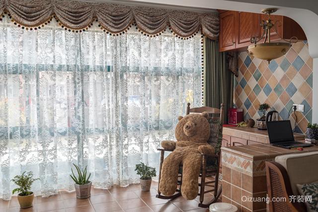 哥特式風格客廳裝修