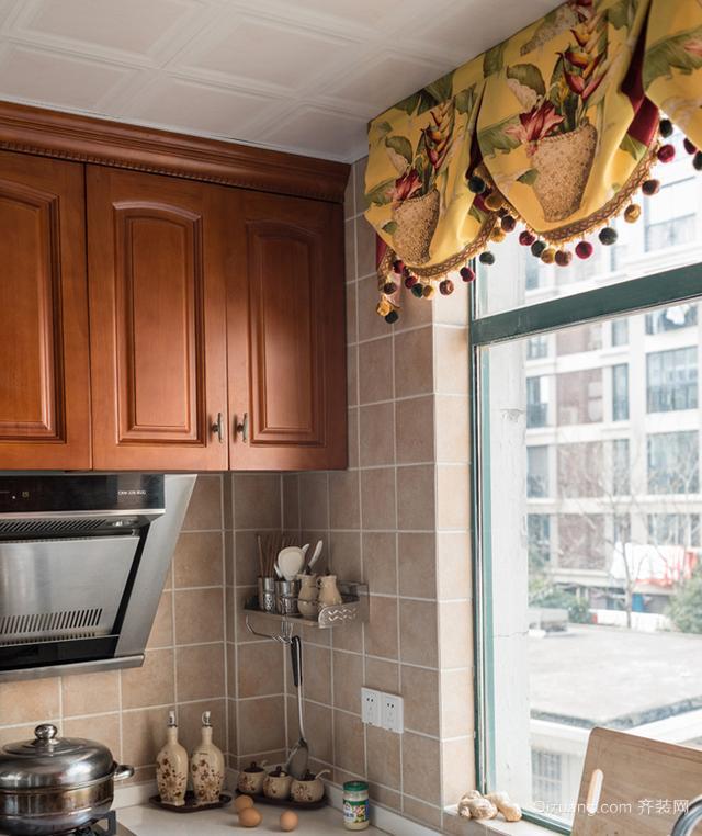 哥特式風格廚房裝修