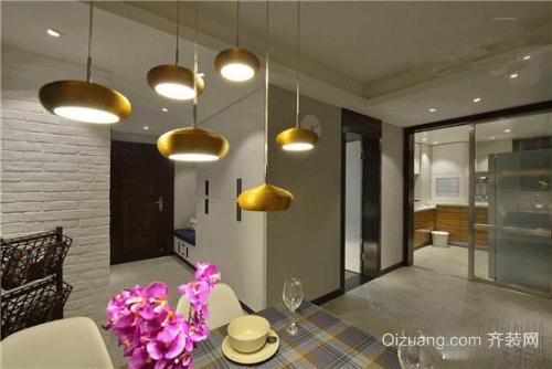 威海60平米装修一室一厅多少钱