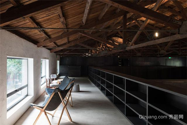 杭州厂房办公楼装修设计效果图