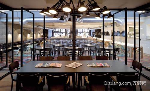建湖酒吧装修设计要点之空间布局