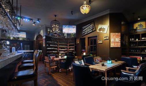 建湖酒吧装修设计要点之风格突出