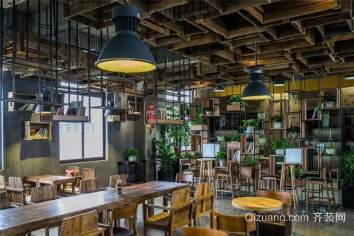 兴化咖啡厅装修设计要点之布局科学合理