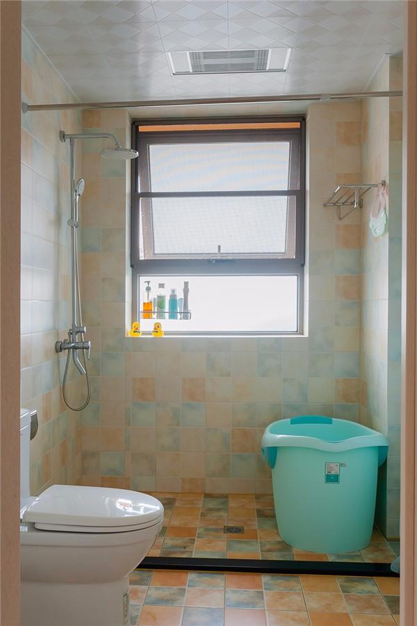 卫生间装修设计案例图