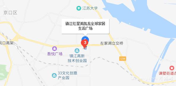 镇江建材市场地址