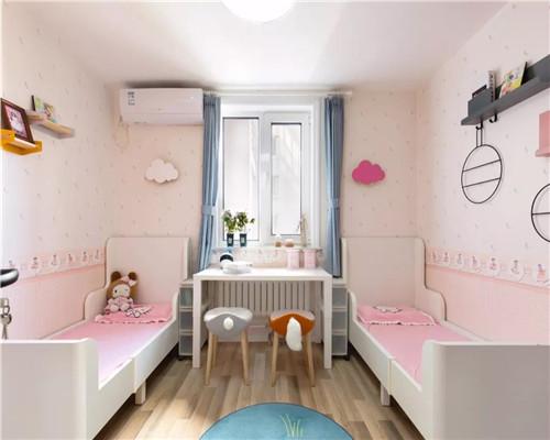 北欧风儿童房装修效果图