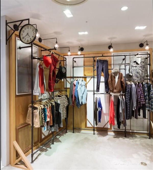 芜湖服装店装修设计案例