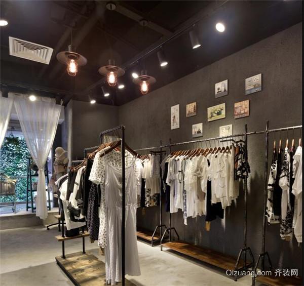 芜湖服装店装修案例