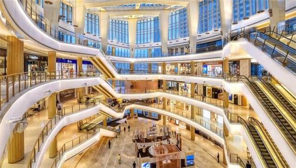 芜湖大型商场装修效果图