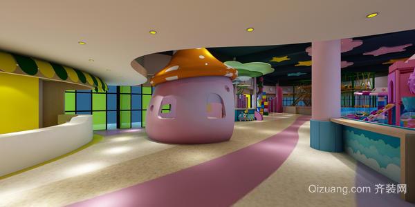 广州游乐园装修设计注意事项之提高防火意识