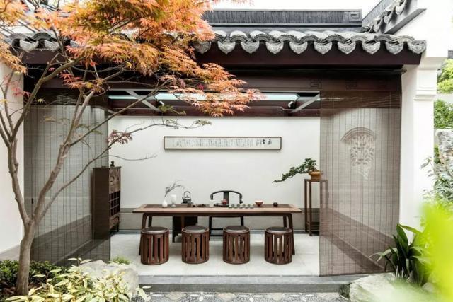 芜湖茶楼装修设计案例
