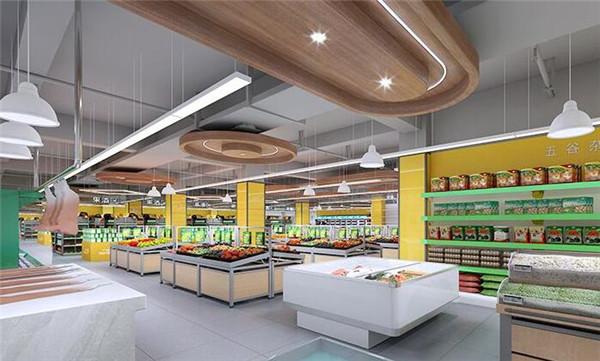 芜湖超市装修设计案例