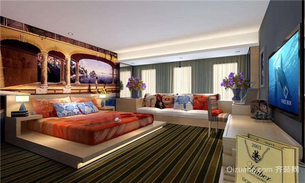 芜湖酒店装修案例