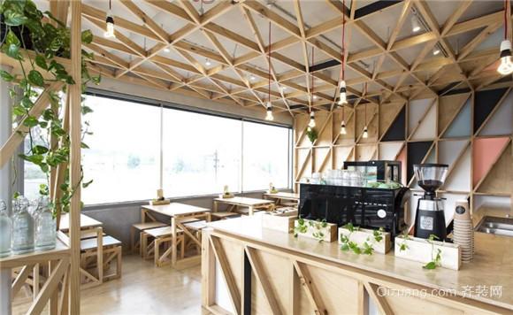 昆山咖啡厅装修