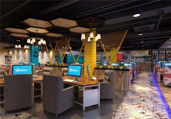 芜湖网吧装修设计多少钱