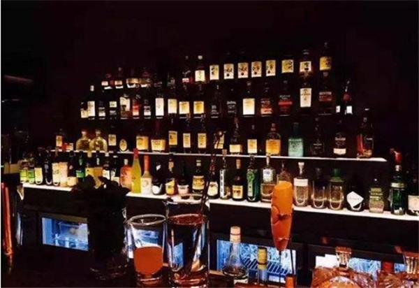 湖州酒吧装修效果图