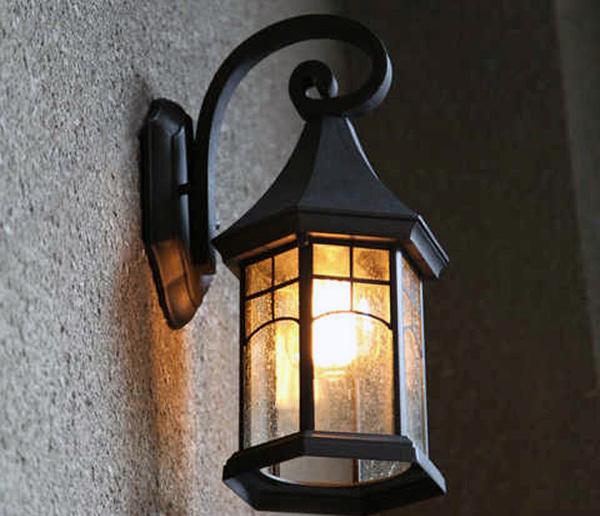 欧式壁灯的尺寸 欧式壁灯怎么安装