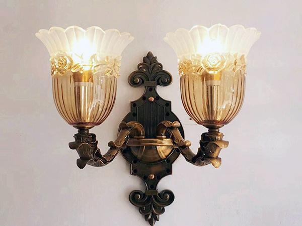 欧式壁灯怎么安装