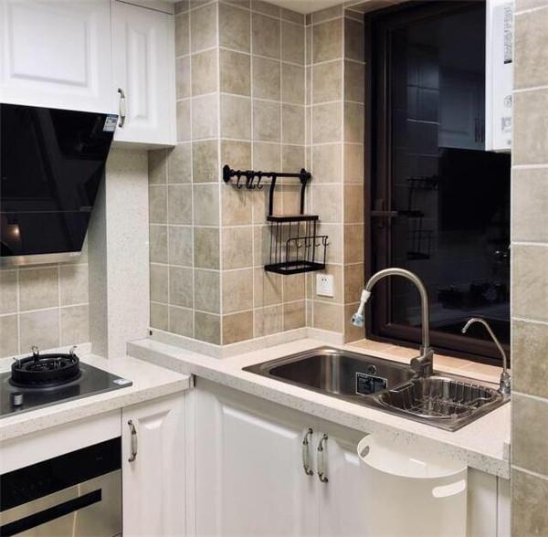 厨房装修案例图