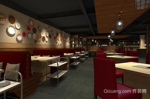 姜堰火锅店装修设计技巧之创意要有特色