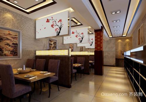 姜堰火锅店装修设计技巧之综合功能要有实用性