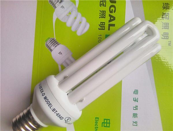 三基色节能灯怎么安装
