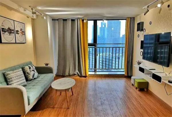杭州单身公寓装修效果图