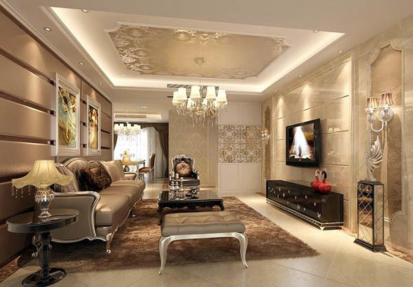 客厅吊灯距离地面多高 客厅吊灯安装方法