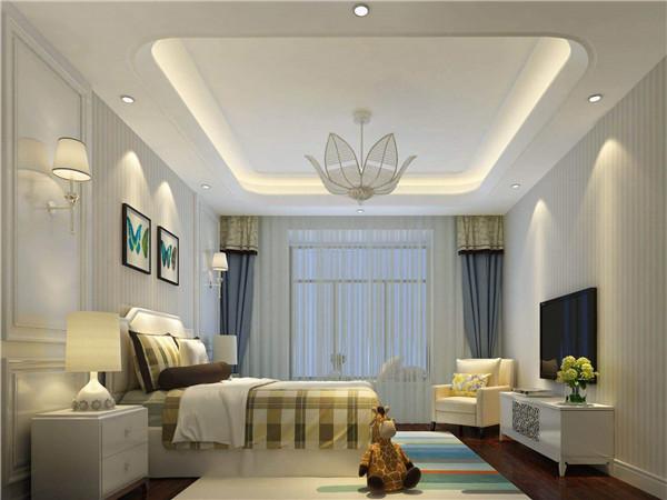 卧室床头壁灯安装高度