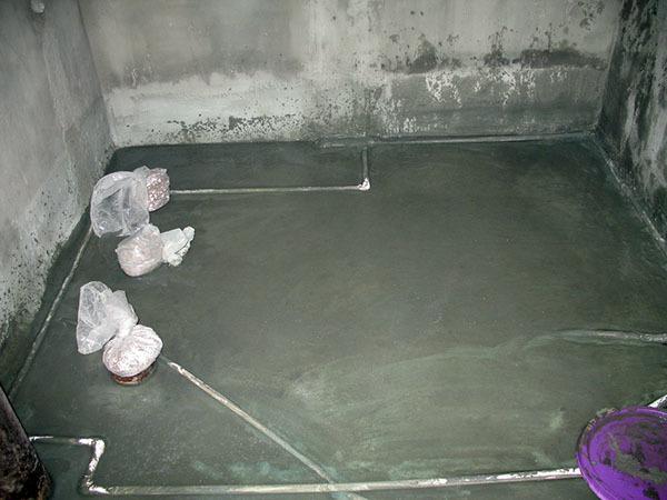 卫生间墙面防水刷几遍