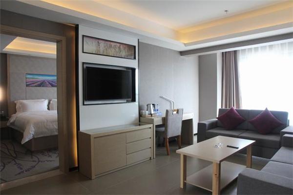 南京酒店套间装修设计案例