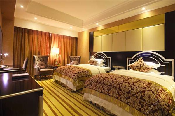 南京酒店装修实例图