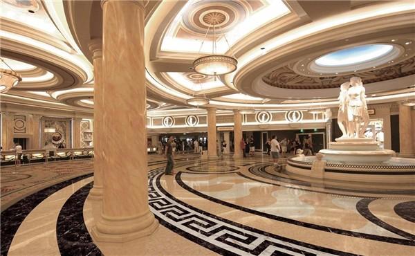 酒店大堂设计元素
