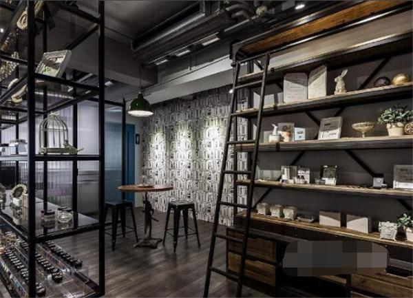 杭州店铺装修设计
