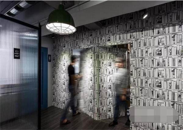 杭州店铺装修图片