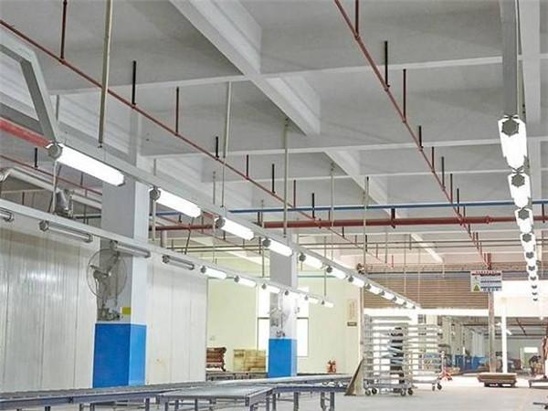 杭州厂房装修公司