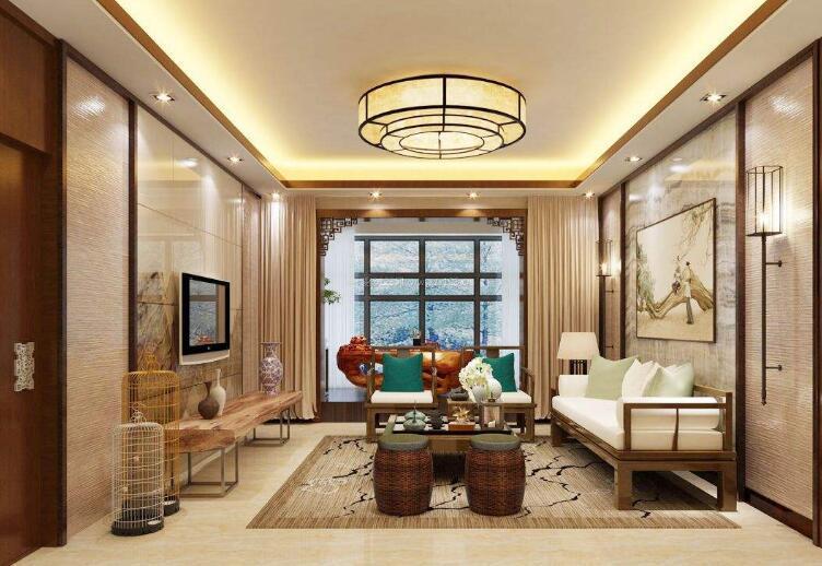 吸顶灯和吊灯哪个更实用 客厅灯具搭配技巧