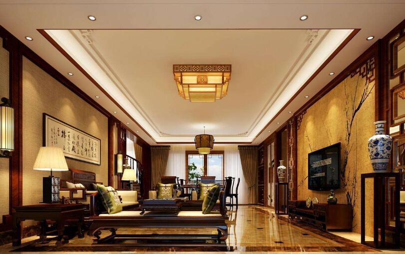 客厅灯具安装高度