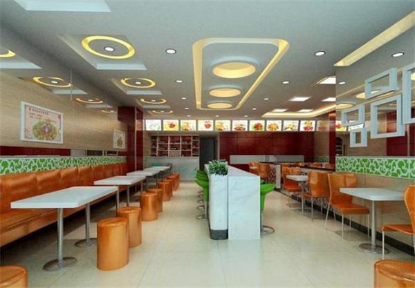 北京快餐店装修多少钱