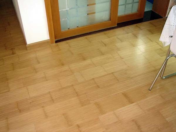 竹地板坏了可以更换吗